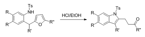 Butin modification to Reissert indole synthesis.png