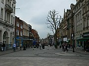 Buttermarket Street, Warrington - geograph.org.uk - 1305335