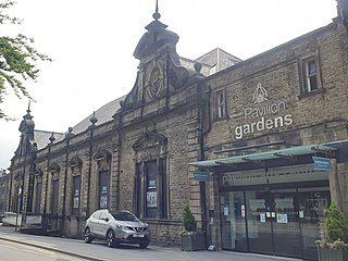 Pavilion Arts Centre, Buxton Listed building in Derbyshire, England