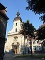 Bytom - widok kościoła p.w. Św Wojciecha - panoramio (1).jpg