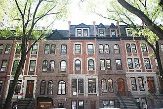 Columbia Grammar & Preparatory School - 94th Street Brownstones