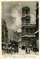 CH PINET SCULP n° 42 Église Saint-Sulpice, rue du Vieux Colombier.jpg
