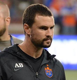 Austin Berry (soccer) American soccer player
