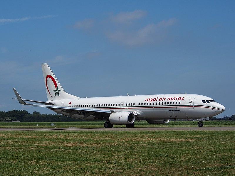 File:CN-RGG Royal Air Maroc Boeing 737-86N(WL) - cn 36829 pic2.JPG
