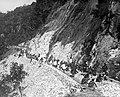 COLLECTIE TROPENMUSEUM Aanleg van de weg tussen Emmahaven en Boengoes West-Sumatra TMnr 10007834.jpg