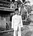 COLLECTIE TROPENMUSEUM Maleisisch dorpshoofd Pasemah Zuid-Sumatra TMnr 10001867.jpg