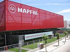 Mapfre wikipedia la enciclopedia libre for Oficinas de mapfre en madrid