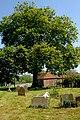 Cabourne Churchyard - geograph.org.uk - 805924.jpg