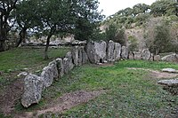 Calangianus - Tomba dei giganti di Pascaredda (16).JPG