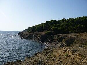 Licosa - A beach of Licosa