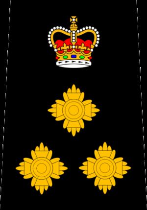 Calgary Police Service - Image: Calgary Police Chief