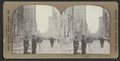 California St., looking toward the Ferry Depot, Banking District, by World Wide View Company, (ca. 1900).png