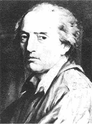 Gaetano Callani - Gaetano Calliani, pastel portrait by his daughter, Maria Callani.