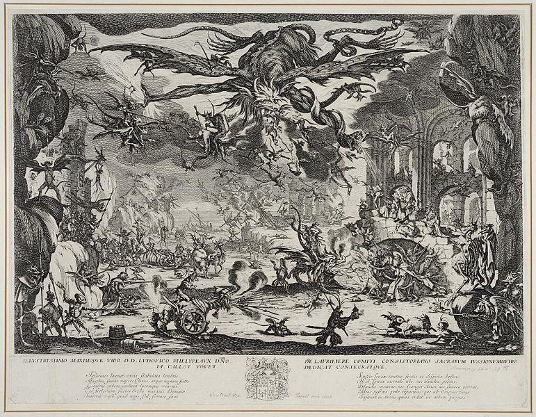 Fichier:Callot La tentation de Saint Antoine.jpg