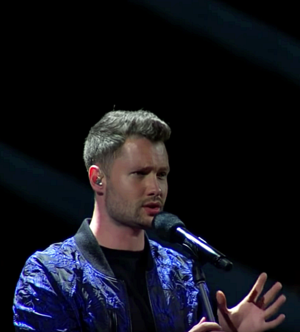 Calum Scott - Calum Scott performing in June 2016.