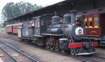 Transporte Ferroviario En Brasil Wikipedia La