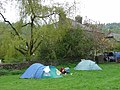 Campsite at Cherry Orchard Farm, Newland, Near Coleford, Glos - geograph.org.uk - 24045.jpg
