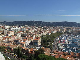 Cannes Panoramasi