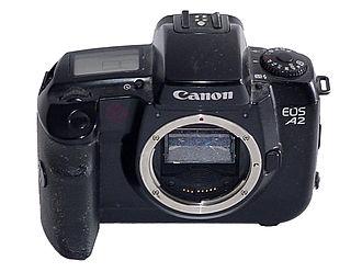 Canon EOS 5 - Canon EOS A2 Autofocus SLR