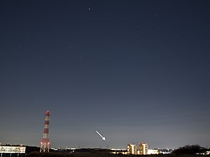Canopus - Canopus seen from Tokyo, Japan. The latitude is 35°38′N.