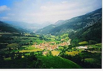 Cabuérniga - Image: Cantabria 03