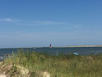 Cape Henlopen - Cape Henlopen from fishing pier