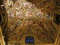 Cappella altemps, soffitto di pasquale cati (1588), 02.JPG