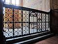 Cappella rinuccini, grata del 1371, 01.JPG