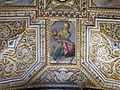 Cappella serragli, volta 01 santi di tito e tiberio titi 06 doni dello spirito santo.JPG