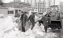 Northeastern United States blizzard of 1978 - Wikipedia