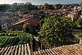 Carcassonne - Montée de la Porte d'Aude - View WNW.jpg