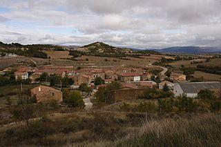 Carcedo de Bureba municipality in Castile and León, Spain
