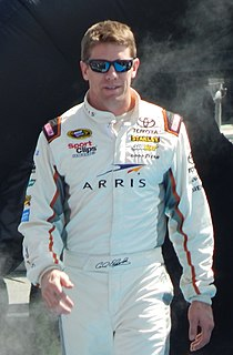 Carl Edwards American racing driver