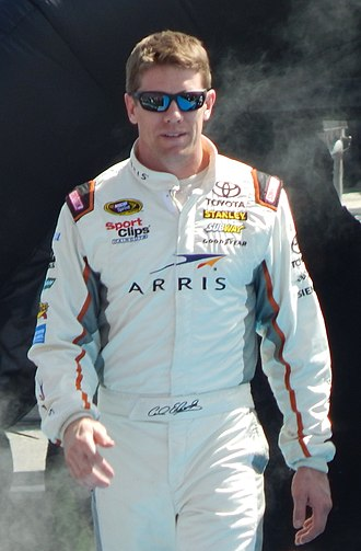 2005 NASCAR Nextel Cup Series - Carl Edwards finished third in the championship