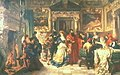 Carl Ludwig Friedrich Becker Venezianische Karnevalsszene.jpg