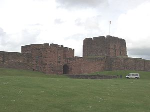 Siege of Carlisle (November 1745) - Image: Carlisle Castle 001