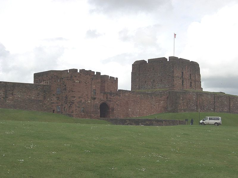 My photo of carlisle castle