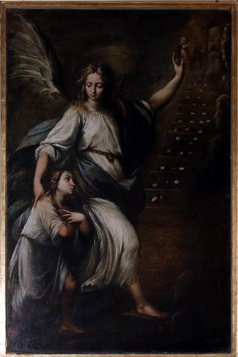Carlo Francesco Nuvolone, Angelo custode, 1625 c.jpg
