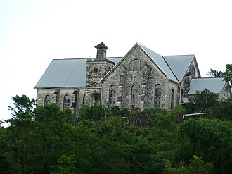 Westmoreland Parish - Carmel Moravian Church