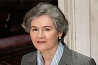 Carolyn Browne British diplomat