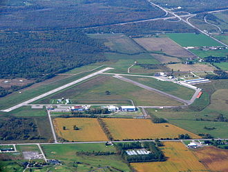 Carp Airport - Image: Carp Airport 08A