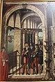 Carpaccio, storie di s.orsola 01 Arrivo degli ambasciatori inglesi alla corte del re di Bretagna, 1495 circa, 02.JPG