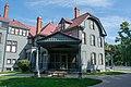 Carriageway 02 - Lawnfield - Garfield House Historic Site (30475343030).jpg
