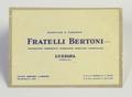 Cartolina pubblicitaria ditta Bertoni - Musei del cibo - Parmigiano - 208.tif