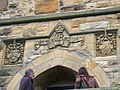 Carved Stonework - Victoria Tower - geograph.org.uk - 903137.jpg