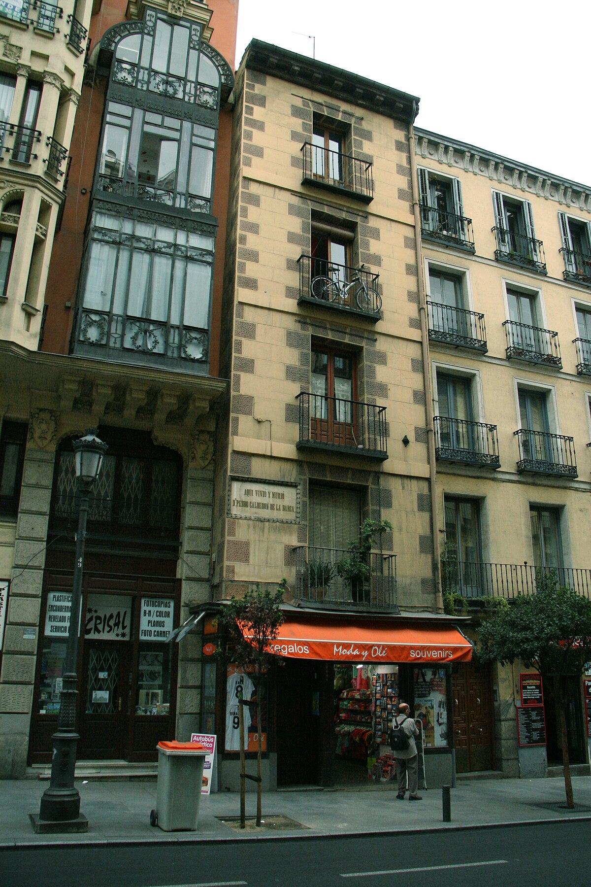 Casa de calder n de la barca wikipedia la enciclopedia libre - Canguro en casa madrid ...