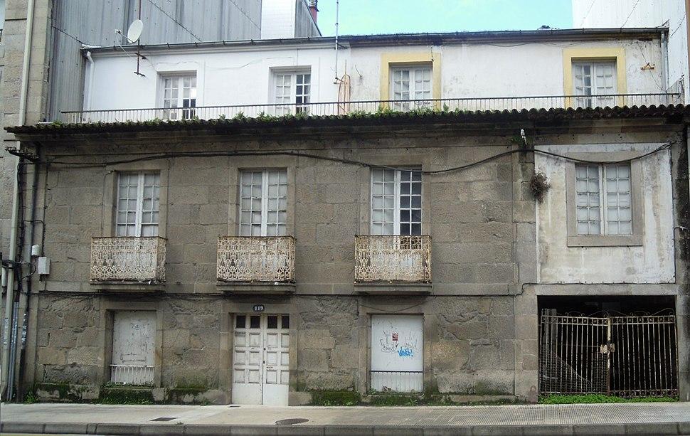 Casa natal Valentín Paz-Andrade