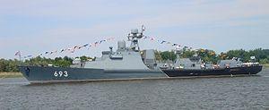 Caspian Flotilla - Dagestan