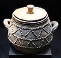 Casseruola berbera per zuppe, da un modello del III secolo ac., terracotta.JPG