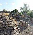 Castell Dolforwyn - Dolforwyn Castle, Powys, Cymru (Wales) 50.jpg